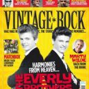 The Everly Brothers - Vintage Rock Magazine Cover [United Kingdom] (November 2020)
