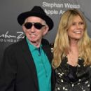 Keith Richards attends the 2018 Stephan Weiss Apple Awards at Stephan Weiss Studio on October 24, 2018 in New York City - 454 x 319
