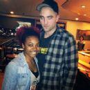 Robert Pattinson & Kristen Stewart: Sushi Date