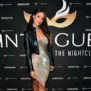 Eiza Gonzalez- Conor McGregor Official Fight After Party At Intrigue Nightclub, Wynn Las Vegas - 395 x 600