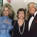 Betty Brosmer & Monty Hall - 454 x 352
