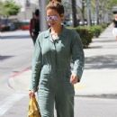 Brooke Burke leaves a salon in Beverly Hills, California on April 25, 2016 - 348 x 600