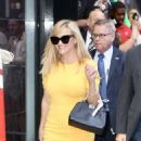 Reese Witherspoon – Arrives at Good Morning America studios in NY