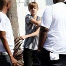 Justin Bieber: Lamborghini Cruisin'