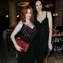 Barneys New York and Christina Hendricks Fete L'Wren Scott and Her Handbag Collection at Bouchon on November 17, 2011 in Beverly Hills, California - 386 x 594