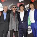 The Rolling Stones celebrate their 50th anniversary with an exhibition at Somerset House on July 12, 2012 in London, England - 454 x 325