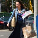 Jordana Brewster – Shopping Candids In Beverly Hills