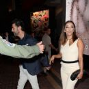 Eva Longoria and husband Jose Barton Leave the Majestic hotel in Cannes