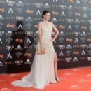 Elena Ballesteros- Goya Cinema Awards 2017 - Red Carpet - 454 x 302