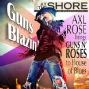 February 24 - House of Blues - Atlantic City