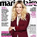 Chelsea Handler: September 2012 issue of Marie Claire@Work magazine