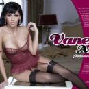 Vanessa Arias - H Magazine - November 2009 - 454 x 297