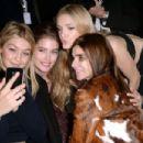 Doutzen Kroes Tasting Night With Galaxy During Paris Fashion Week In Paris
