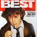 BEST Magazine Cover [France] (October 1981)