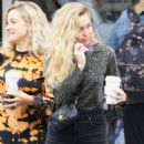 Miley Cyrus – Shopping at Hankie Babies in Studio City