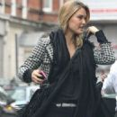 Bar Refaeli Out in London