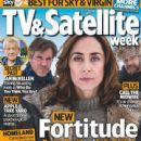 Dennis Quaid - TV & Satellite Week Magazine Cover [United Kingdom] (21 January 2017)