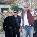 Jennifer Lopez and Alex Rodriguez – Shopping in Hollywood