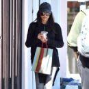 Naya Rivera – Shopping in Studio City