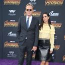Jennifer Connelly – 'Avengers: Infinity War' Premiere in Los Angeles - 454 x 664