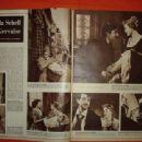 Maria Schell - Ihre Freundin Magazine Pictorial [Germany] (8 November 1955) - 454 x 340