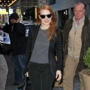 Jessica Chastain: heading to the Water Kerr Theatre in New York City