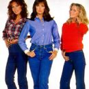Tanya Roberts, Jaclyn Smith and Cheryl Ladd on 'Charlie's Angels' Season 5 Phooshoot