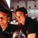Tim Robbins and Gary Sinise in Touchstone's Mission To Mars - 2000 - 400 x 269
