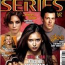 Cory Monteith, Sophia Bush, Nina Dobrev - series mag Magazine Cover [France] (25 February 2012)