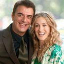 Sarah Parker and Chris Noth