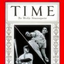 Lou Gehrig - Time Magazine [United States] (5 October 1936)