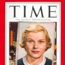 Barbara Bel Geddes - Time Magazine [United States] (9 April 1951)
