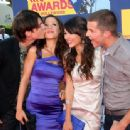 Nolan Funk and Tammin Sursok