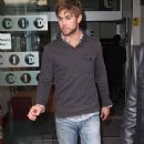 Chace Crawford Leaves Radio One