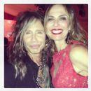 Steven Tyler and Luciana Gimenez - 454 x 454