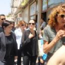 Angelina Jolie in  Mardin, Turkey  (June 20, 2015)