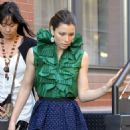 Jessica Biel - Heading Out In New York City , 2010-06-08