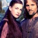 Liv Tyler and Viggo Mortensen