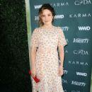 Sophia Bush – CFDA Variety and WWD Runway to Red Carpet in LA