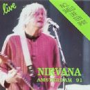 Nirvana - Amsterdam 91