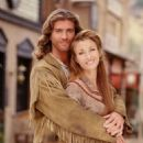 Joe Lando and Jane Seymour in Dr. Quinn, Medicine Woman (1993) - 454 x 676