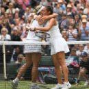 Daria Kasatkina – 2018 Wimbledon Tennis Championships in London Day 8