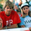 Ted McGinley and Julia Montgomery