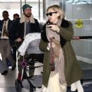 Kate Hudson – Arrives at JFK Airport in NY