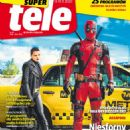 Ryan Reynolds - Super Tele Magazine Cover [Poland] (13 November 2020)