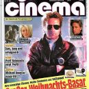 Michael Douglas - Cinema Magazine Cover [West Germany] (December 1989)