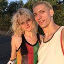 Hanne Gaby Odiele and John Swiatek - 454 x 454