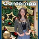 Alejandra Gonzalez (model) - Contempo Magazine Cover [United States] (December 2010)