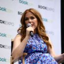 Isla Fisher – Book Expo at the Javitz Center in New York