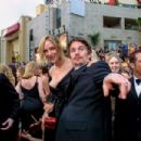 Uma Thurman and Ethan Hawke At The 74th Annual Academy Awards - Arrivals (2002) - 454 x 303